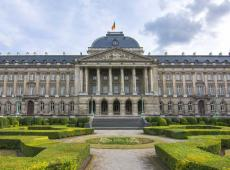 Koninklijk Paleis te Brussel