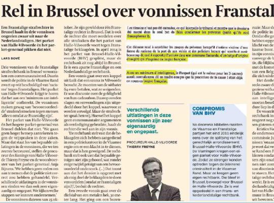 rel Brussel vonnis